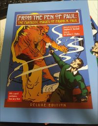 FROM THE PEN OF PAUL: The Fantastic Images of Frank R. Paul Deluxe