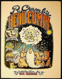 R. CRUMB'S Head Comix