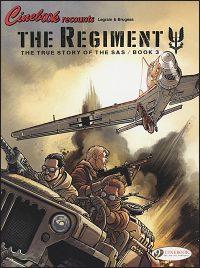 REGIMENT The True Story of the SAS Book 3