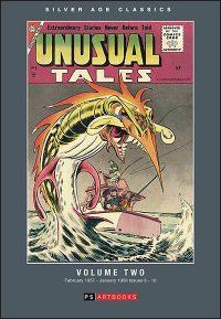 SILVER AGE CLASSICS: UNUSUAL TALES Volume 2 Hardcover