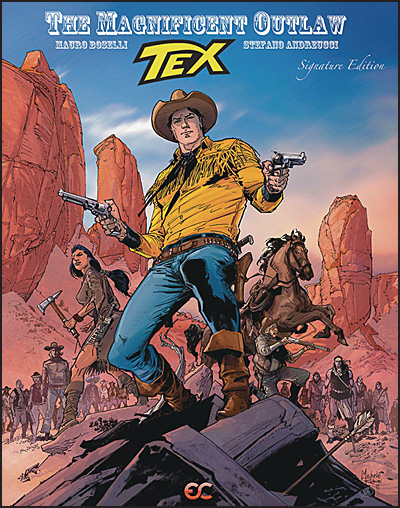 TEX THE MAGNIFICENT OUTLAW