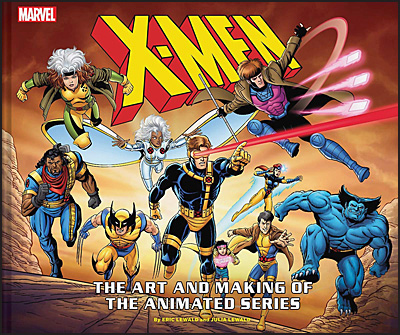 X-MEN The Art and Making of the Animated Series Hurt