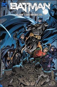 BATMAN NO MAN'S LAND Omnibus Volume 1