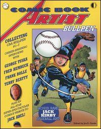COMIC BOOK ARTIST Bullpen