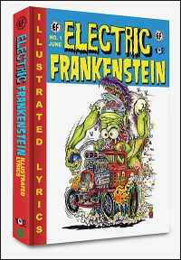 ELECTRIC FRANKENSTEIN Hardcover