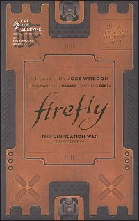 FIREFLY The Unification War Deluxe Edition Hurt