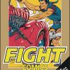 GOLDEN AGE CLASSICS FIGHT COMICS Volume 2 Hardcover