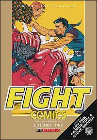 GOLDEN AGE CLASSICS: FIGHT COMICS Volume 2 Hardcover