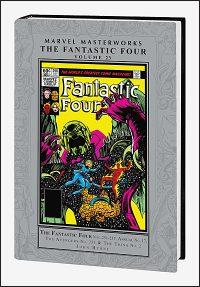 MARVEL MASTERWORKS THE FANTASTIC FOUR Volume 23