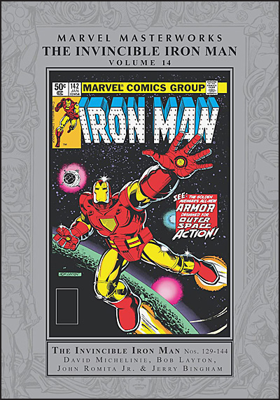 MARVEL MASTERWORKS THE INVINCIBLE IRON MAN Volume 14