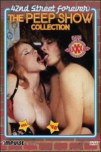 42ND STREET FOREVER Peep Show Collection #48 DVD