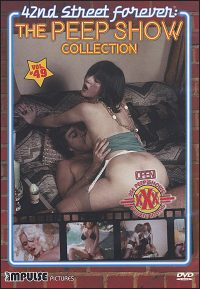 42ND STREET FOREVER Peep Show Collection #49 DVD