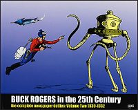 BUCK ROGERS IN THE 25TH CENTURY The Complete Newspaper Dailies Volume 2 1930-1932