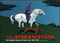PHANTOM THE COMPLETE SUNDAYS 4 HC 1950-1953