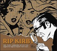 RIP KIRBY Volume 11 1973-1975 Hurt