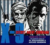 X-9 SECRET AGENT CORRIGAN Volume 5 1977-80