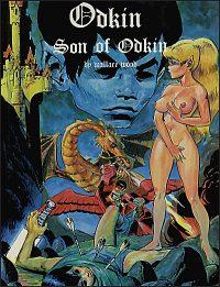 ODKIN SON OF ODKIN Hardcover