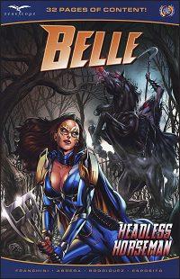 BELLE Headless Horseman Vitorino Cover
