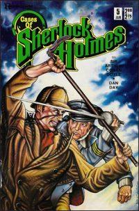 CASES OF SHERLOCK HOLMES #5
