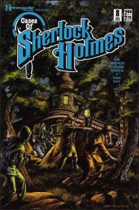 CASES OF SHERLOCK HOLMES #8