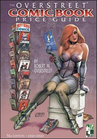 THE OVERSTREET COMIC BOOK PRICE GUIDE 51st Edition Linsner Dawn