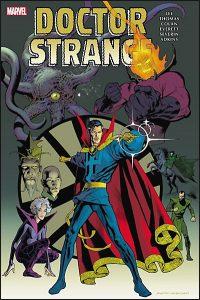 DOCTOR STRANGE Omnibus Volume 2