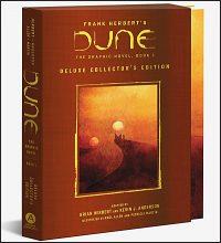 FRANK HEBERT'S DUNE: THE GRAPHIC NOVEL Book 1 Deluxe Collector's Edition