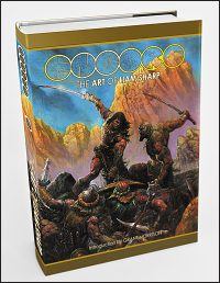 ENCORE GOLD The Art of Liam Sharp Signed