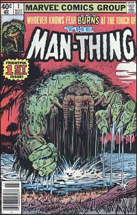 FREE COMIC BOOK DAY 2021 THE MAN-THING
