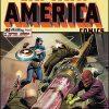 GOLDEN AGE CAPTAIN AMERICA Omnibus Volume 1 Hurt