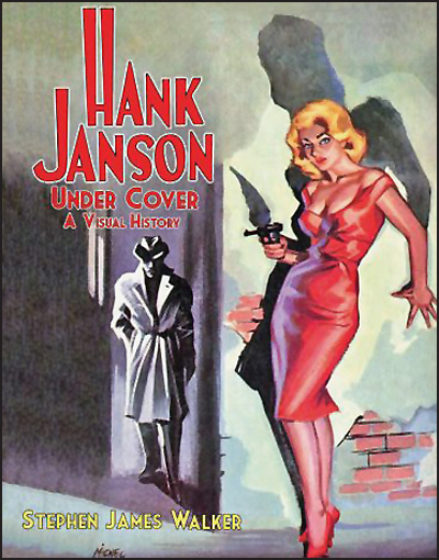 HANK JANSON UNDER COVER A Visual History