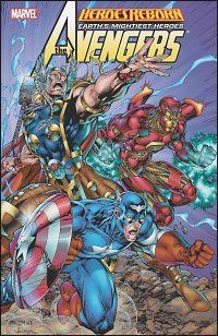 HEROES REBORN The Avengers Hurt