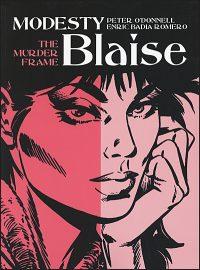 MODESTY BLAISE Volume 28 The Murder Frame Hurt