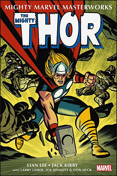 MIGHTY MARVEL MASTERWORKS The Mighty Thor Volume 1