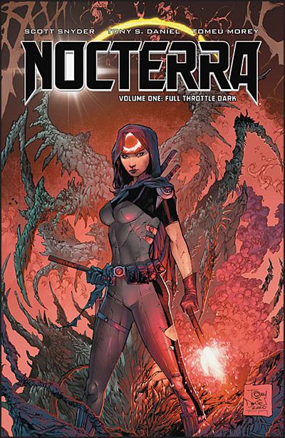 NOCTERRA Volume 1 Full Throttle Dark