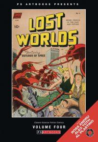 PS ARTBOOKS PRESENTS: Sci-Fi Classic Comics Volume 4 Hardcover