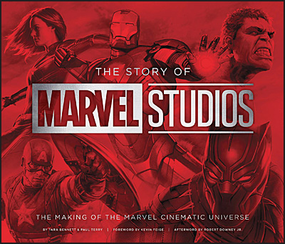 THE STORY OF MARVEL STUDIOS: The Making of Marvel Cinematic Universe