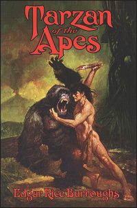 TARZAN OF THE APES Deluxe Signed