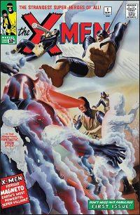 THE X-MEN Omnibus Volume 1