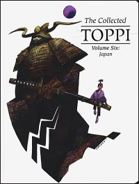 THE COLLECTED TOPPI Volume 6 Japan Hurt