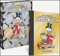 THE COMPLETE LIFE AND TIMES OF SCROOGE MCDUCK Deluxe Edition Signed