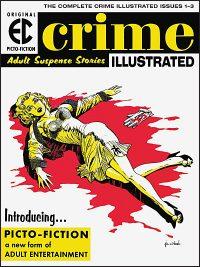 EC ARCHIVES Crime Illustrated