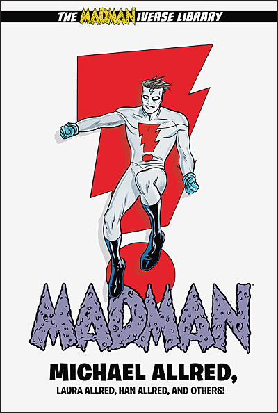 MADMAN Library Edition Volume 2