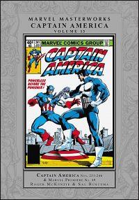 MARVEL MASTERWORKS Captain America Volume 13