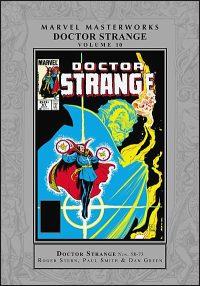 MARVEL MASTERWORKS DOCTOR STRANGE Volume 10
