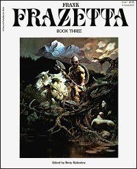 FRANK FRAZETTA: Book Three