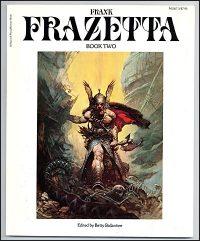 FRANK FRAZETTA: Book Two