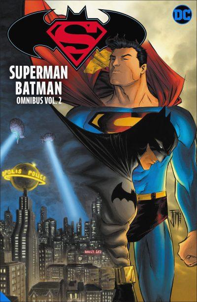SUPERMAN / BATMAN Omnibus Volume 2