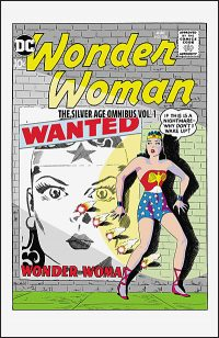 WONDER WOMAN The Silver Age Omnibus Volume 1
