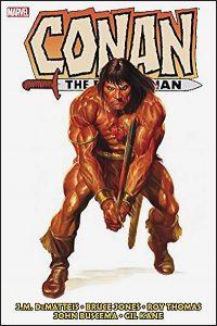 CONAN THE BARBARIAN The Original Marvel Years Omnibus Volume 5 Hurt